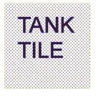 Graphic Design Kilpailutyö #54 kilpailuun Design a Logo for Tank Tile