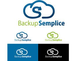#33 para Disegnare un Logo for a cloud backup Service por nurmania