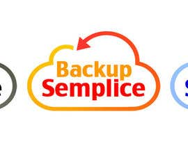 #19 para Disegnare un Logo for a cloud backup Service por mumapotan