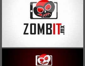 #40 para Logotype Design for Zombit -Software TI Company por RedLab