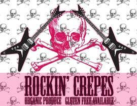 nº 6 pour Design a Banner for Rockin' Crepes in Huntington Beach par ionmilitaruionut