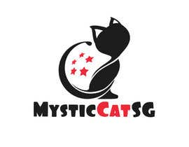 #55 para Design an elegant Cat logo por filipstamate