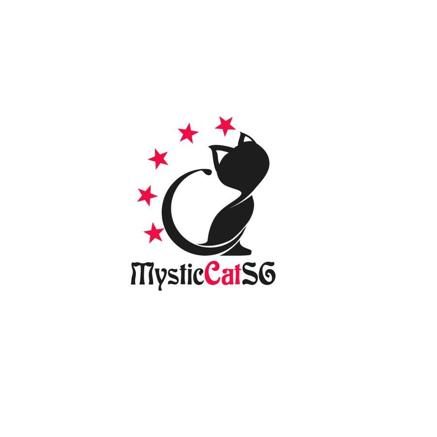 Proposition n°88 du concours Design an elegant Cat logo