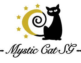 #104 para Design an elegant Cat logo por daysofmagic