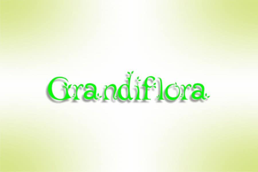 Penyertaan Peraduan #                                        259                                      untuk                                         Graphic Design for Grandiflora