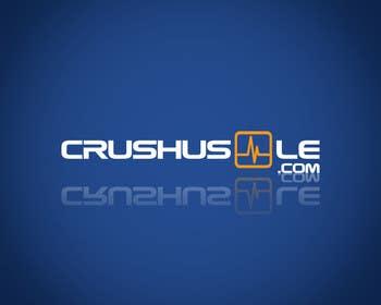zefanyaputra tarafından Design a Logo for crushusmle.com için no 92