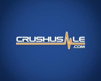zefanyaputra tarafından Design a Logo for crushusmle.com için no 102