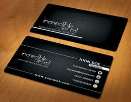 #45 for Design some Business Cards for Car Detailing Company by pct1992