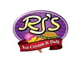 nº 58 pour RJ's Ice Cream and Deli par prasanthmangad