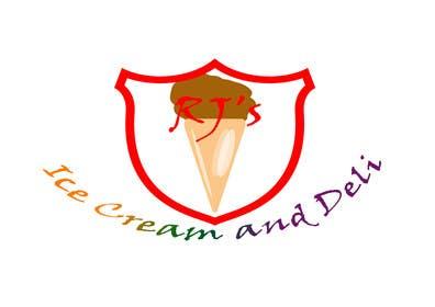 nº 75 pour RJ's Ice Cream and Deli par menaaftermath