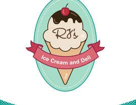#53 for RJ's Ice Cream and Deli by AEstradadesigner