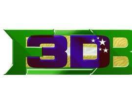 Nro 21 kilpailuun Logo para Filamentos 3D Brasil käyttäjältä JeddayArt