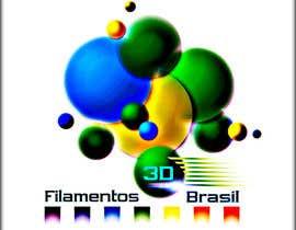 Nro 35 kilpailuun Logo para Filamentos 3D Brasil käyttäjältä Jacksonmedia
