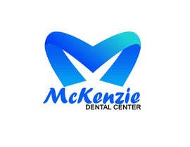 #51 pentru Logo Design for McKenzie Dental Center de către akdesigner07