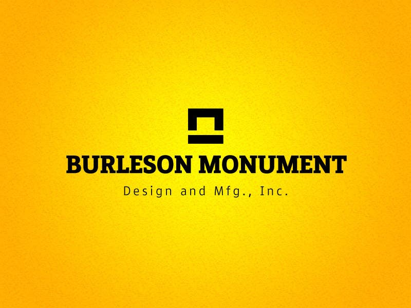 #75 for Design a Logo for Monument / Headstone Company by vw970560vw