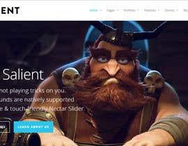 #6 untuk Create/Desgin a Wordpress Website oleh syedwaqarbukhari