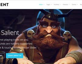 syedwaqarbukhari tarafından Create/Desgin a Wordpress Website için no 6
