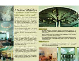 #27 para Brochure Design for Chris Savage Plaster Designs por artius