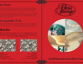 #32 para Brochure Design for Chris Savage Plaster Designs por ShinymanStudio