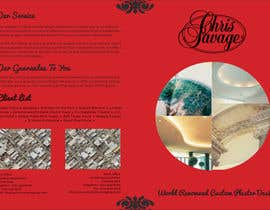 nº 29 pour Brochure Design for Chris Savage Plaster Designs par ShinymanStudio