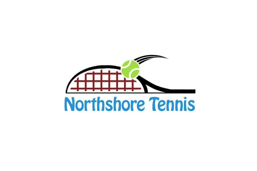 #83 for Logo Design for Northshore Tennis by mahmoudrf