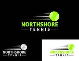 nº 110 pour Logo Design for Northshore Tennis par madcganteng