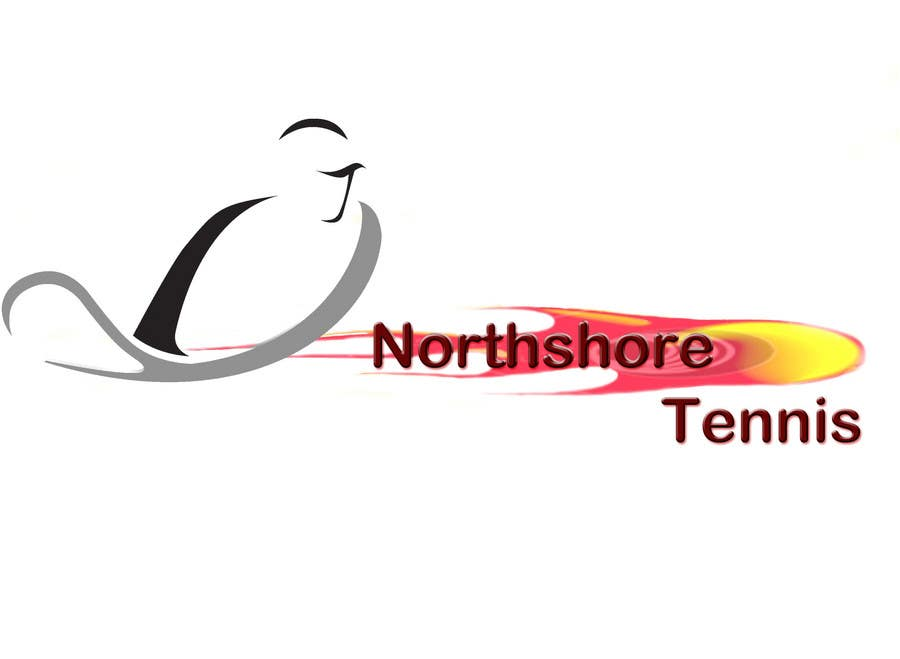 #118 for Logo Design for Northshore Tennis by wishvanath
