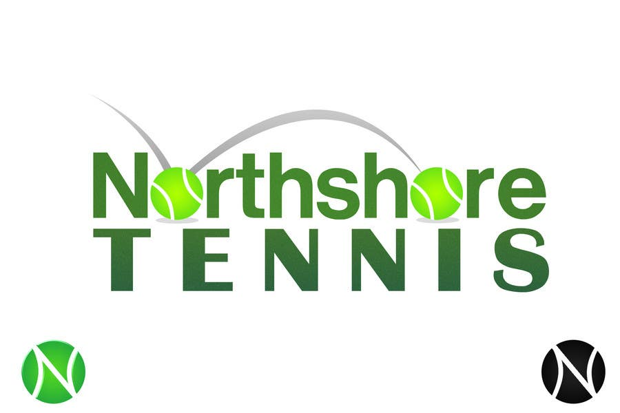 #97 for Logo Design for Northshore Tennis by eX7ReMe