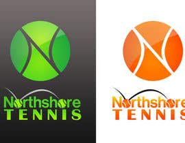 #105 para Logo Design for Northshore Tennis por eX7ReMe