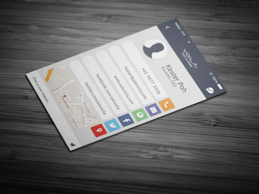 Entry #10 by naserahmed5000 for Creative Business Cards Design ...