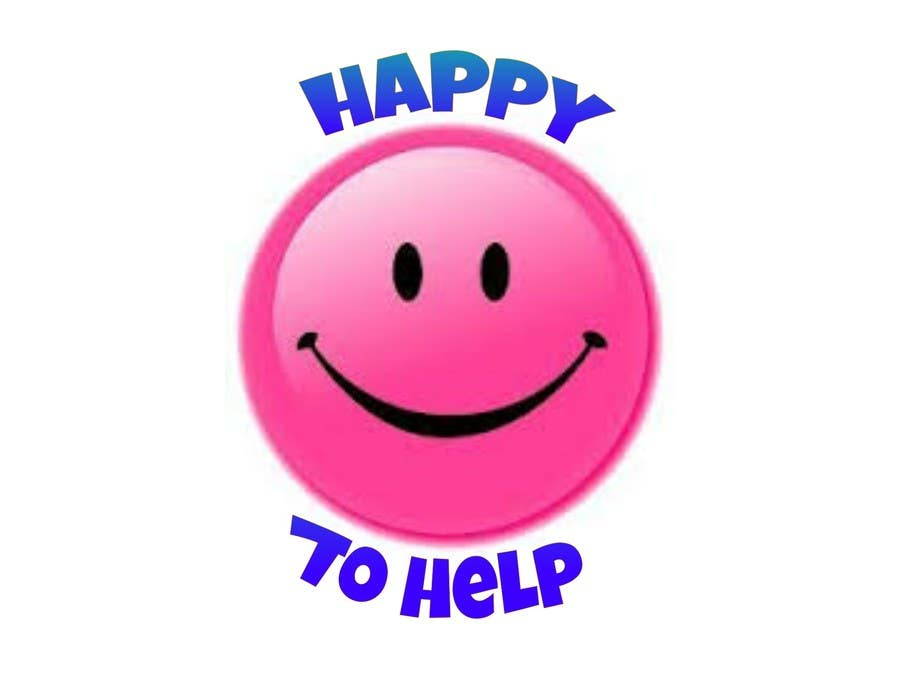 Image result for happy to help