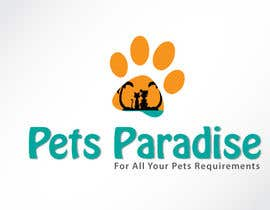 #27 untuk Design a Logo for a Pet accessories store oleh DellDesignStudio