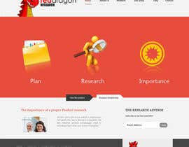 #7 cho Design a Website Home page bởi Soniyakumar