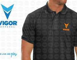 #447 untuk Logo Design for Vigor (Global multisport apparel) oleh AndyGFX71