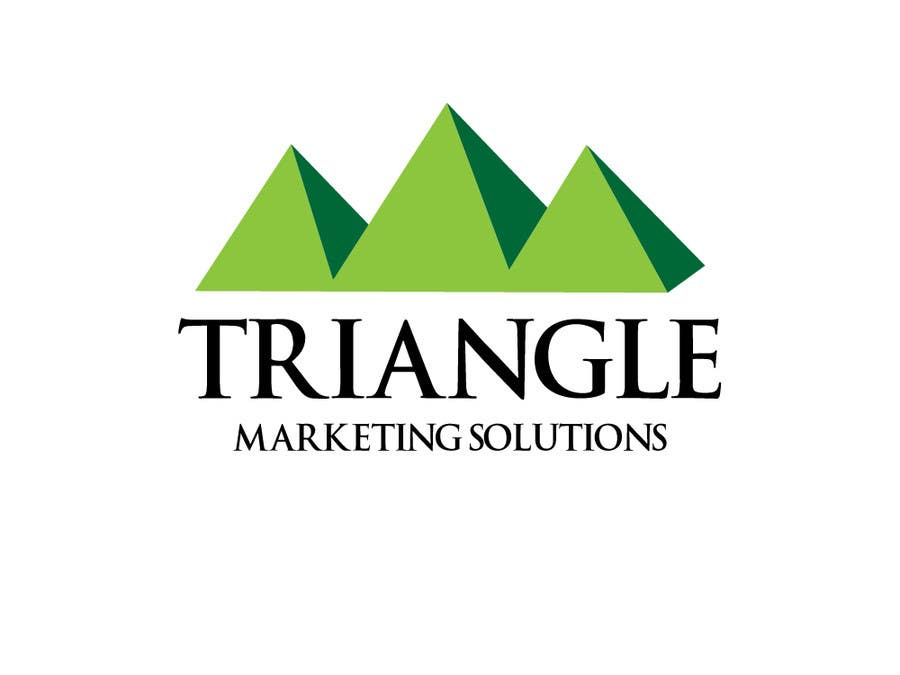 Penyertaan Peraduan #36 untuk Design a Logo for Traingle Marketing Solutions
