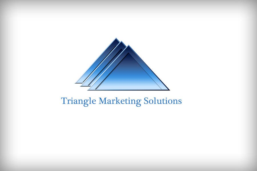 Penyertaan Peraduan #53 untuk Design a Logo for Traingle Marketing Solutions