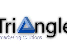 #31 untuk Design a Logo for Traingle Marketing Solutions oleh DaveG82