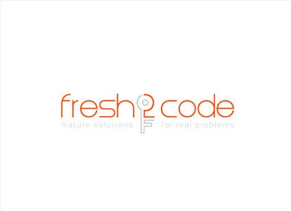 #246 for Design a Logo for fresh2code  (Open to your creative genius) by nom2