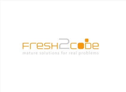 #278 for Design a Logo for fresh2code  (Open to your creative genius) by nom2