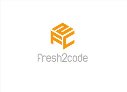 #282 for Design a Logo for fresh2code  (Open to your creative genius) by nom2