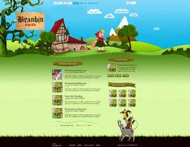 #52 für Fairy tales Graphic Design for beanbin von StrujacAlexandru