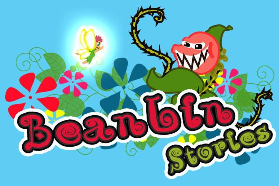 Конкурсная заявка №67 для Fairy tales Graphic Design for beanbin