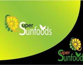 #25 para Design a Logo for Super Sunfoods: Your Health Supplement Store por ruralboy