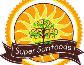 Yourlogoworks tarafından Design a Logo for Super Sunfoods: Your Health Supplement Store için no 2