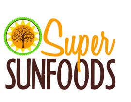 #29 untuk Design a Logo for Super Sunfoods: Your Health Supplement Store oleh Yourlogoworks