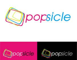 #45 for Design en logo for popsicle by nurmania