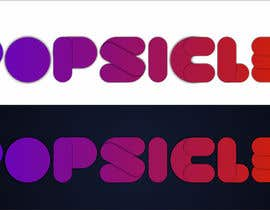#49 para Design en logo for popsicle por kirillcv