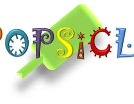 #52 para Design en logo for popsicle por UNIQUE12345