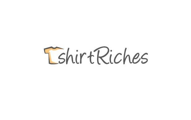 Bài tham dự cuộc thi #                                        54                                      cho                                         Design a Logo for TshirtRiches