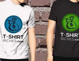 #8 for Design a Logo for TshirtRiches by FernandoJAM